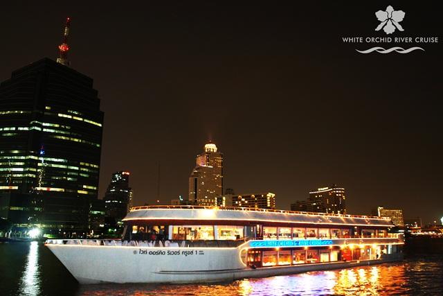 เรือไวท์ออร์คิด SEAFOOD