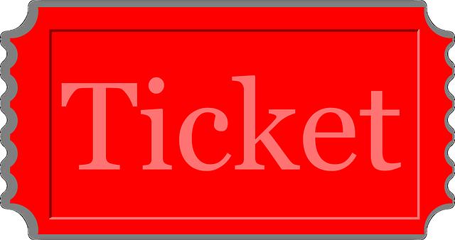ตั๋วสวนสนุก