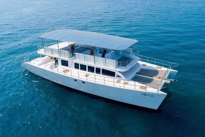 เรือยอร์ช / Speed Boat ฯลฯ แบบ Join ทั่วประเทศ